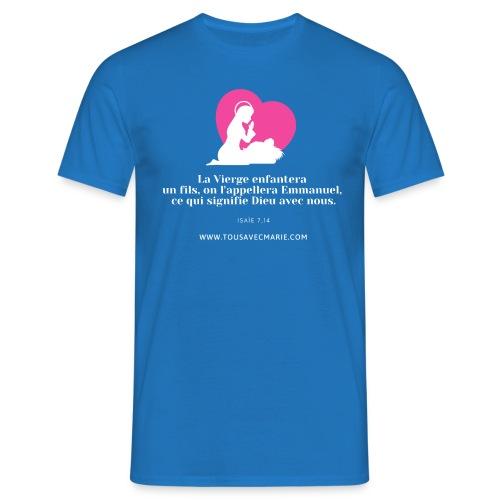 La Vierge enfantera... - T-shirt Homme