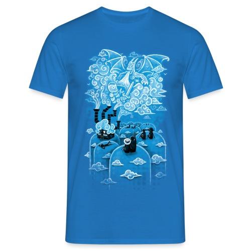 Cloud Concert - Men's T-Shirt