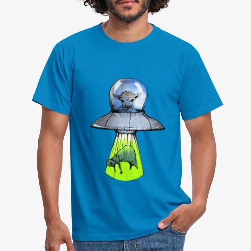 Alien, Reverse Abduction - Maglietta da uomo