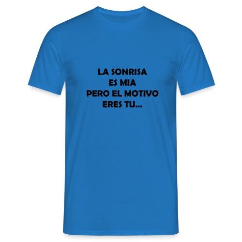 Mi Motivo - Camiseta hombre