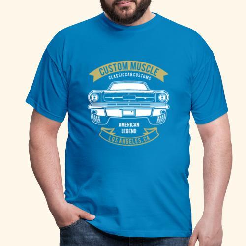 Custom Muscle - Männer T-Shirt