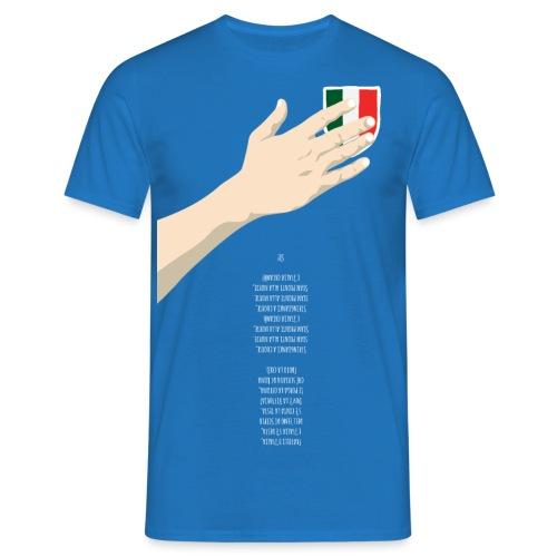 ITA-hand+inno-spreadshirt - Maglietta da uomo