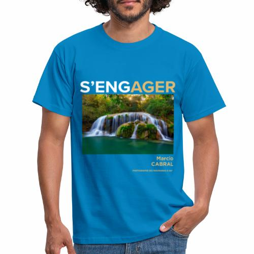 1 Achat = 1 Don Fondation Yann Arthus-Bertrand - T-shirt Homme