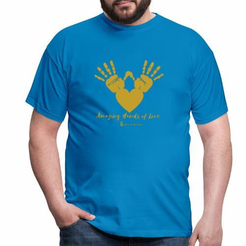 FORCE DE L' AMOUR - T-shirt Homme