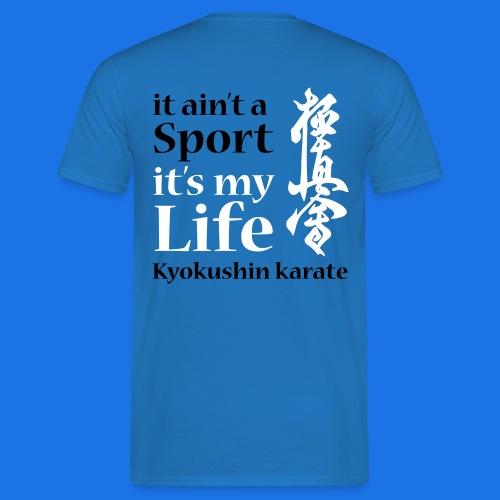 it's my life - Mannen T-shirt