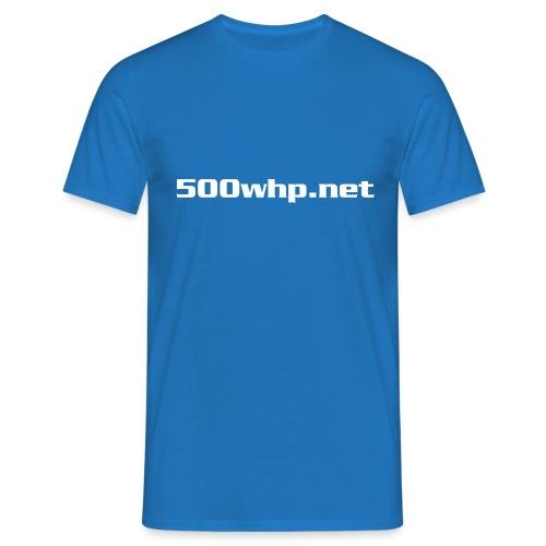 500whpcs1 - Miesten t-paita