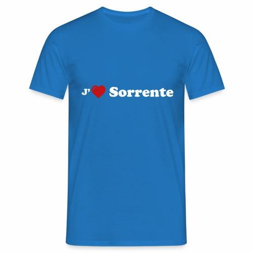 J'aime Sorrente - T-shirt Homme