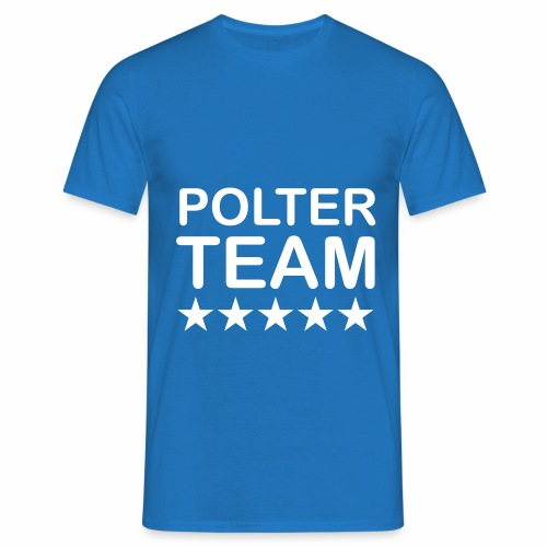 Poltercrew - Männer T-Shirt
