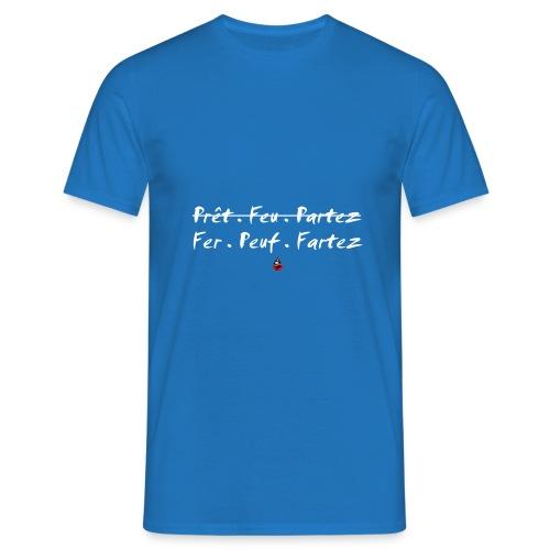 Fer Peuf Fartez - T-shirt Homme
