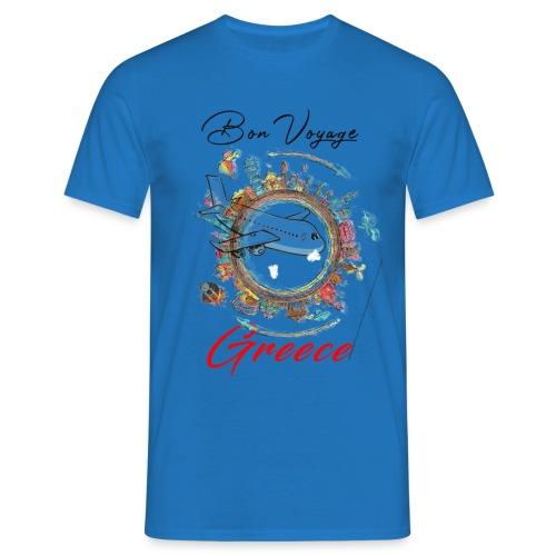voyage Greece - Männer T-Shirt