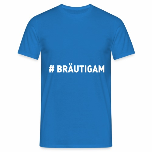 Braeutigam - Männer T-Shirt