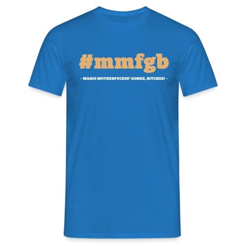#mmfbg - Männer T-Shirt