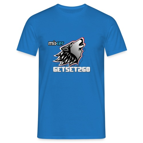 Mixer Logo - Men's T-Shirt