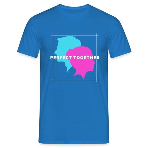 Perfect Together - Maglietta da uomo