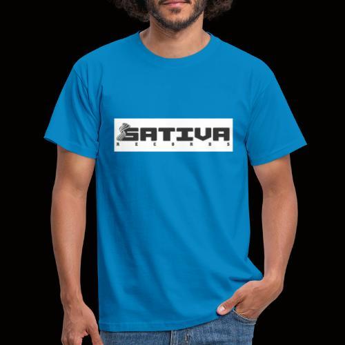 SATIVA Logo - Men's T-Shirt