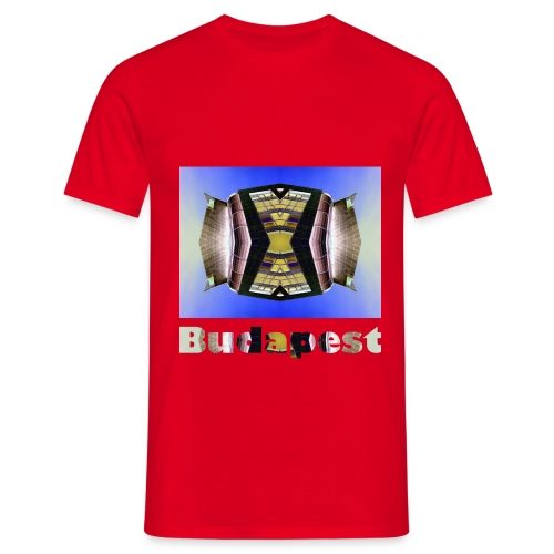 Budapest #1 - Männer T-Shirt