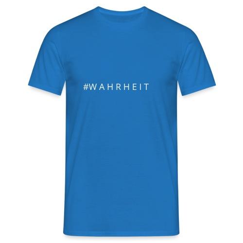 Wahrheit - Männer T-Shirt