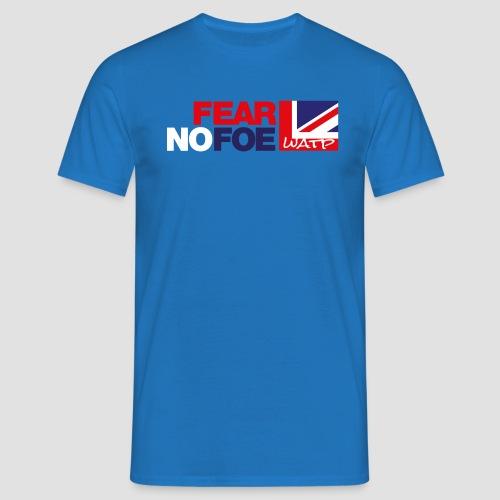 the quintessential british brand - Men's T-Shirt