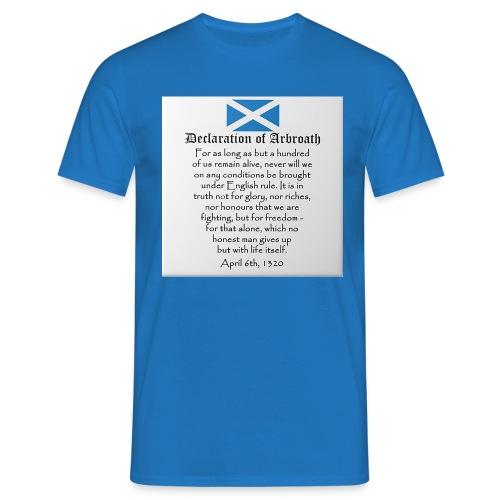ARBROATH - Men's T-Shirt