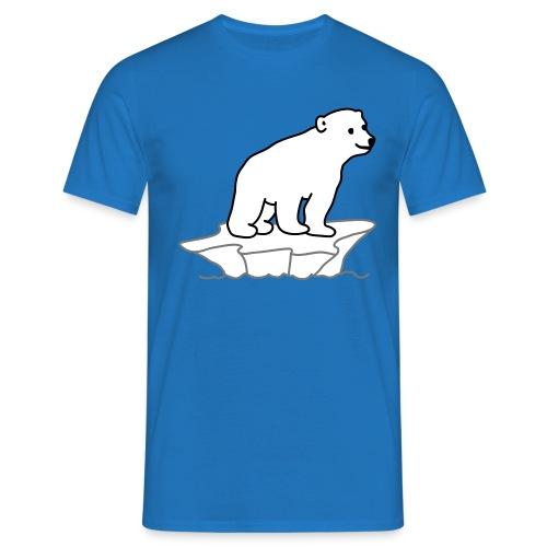 Eisbaer - Männer T-Shirt
