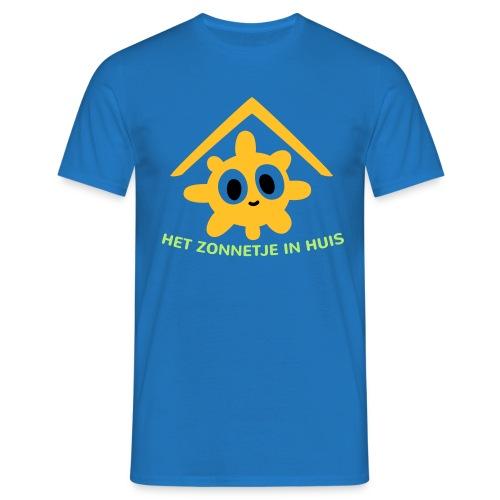 Grappige Rompertjes: Het zonnetje in huis - Mannen T-shirt