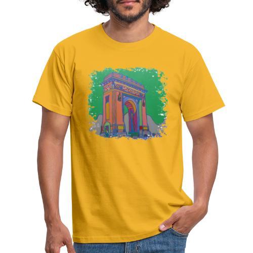 Bukarest - Männer T-Shirt