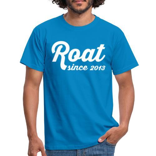 Roat since 2013 - Herre-T-shirt