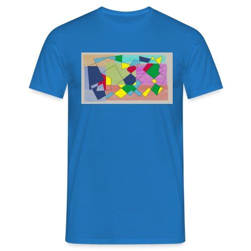Abstract #1 - Men's T-Shirt