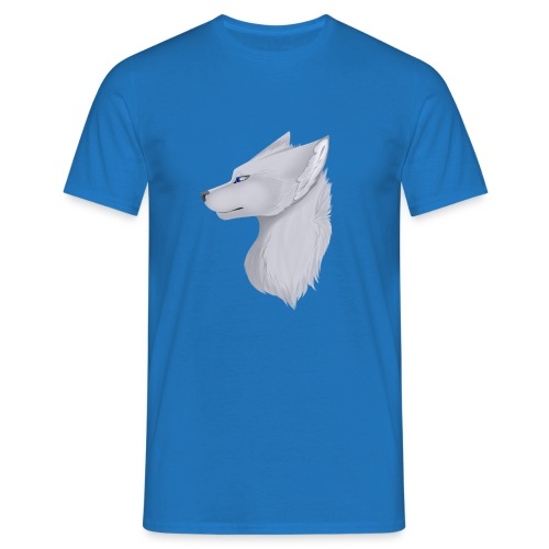 Wolf Bib - Men's T-Shirt