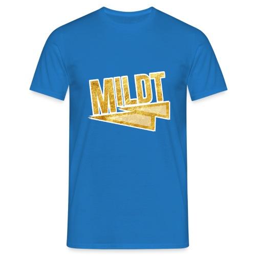 MILDT Gouden Kids Shirt - Mannen T-shirt