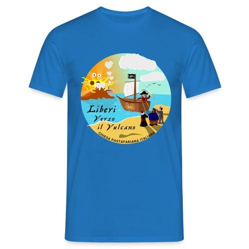 Verso_il_Vulcano_SHOP_DEF - Maglietta da uomo