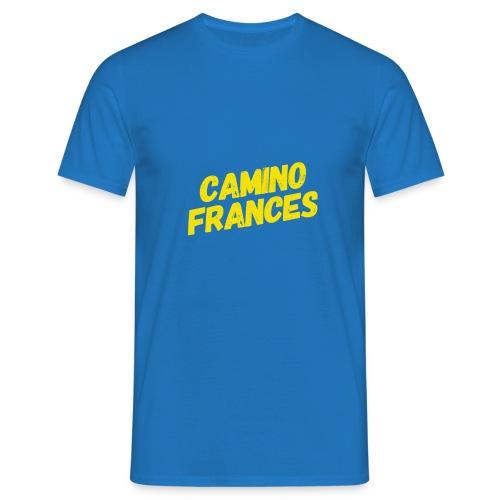 Camino Frances - Männer T-Shirt