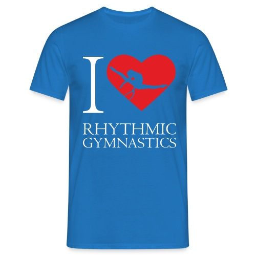 love ritmica - Camiseta hombre