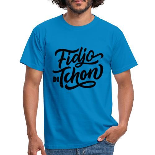 Fidjo di Tchon - Men's T-Shirt