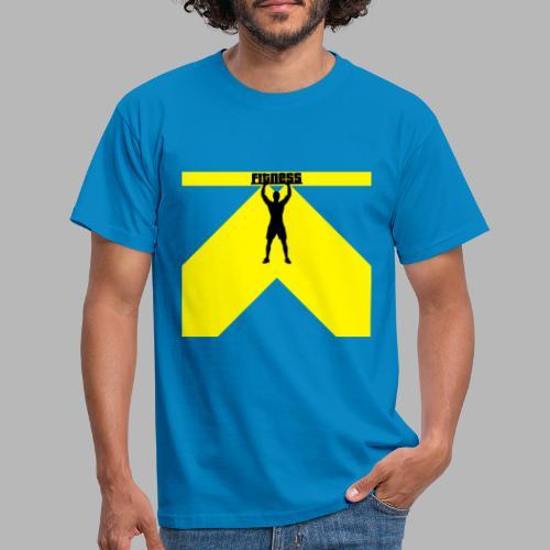 Fitness Lift - Männer T-Shirt