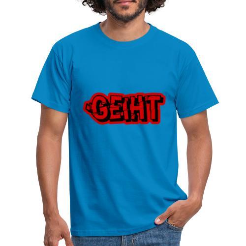 Geiht Grafiti - Camiseta hombre