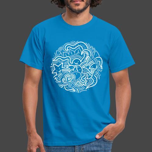 Satchitananda - Männer T-Shirt