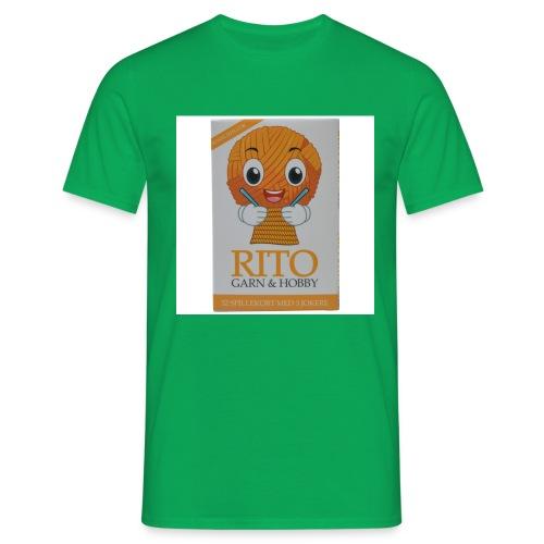 Rito Strik - Herre-T-shirt