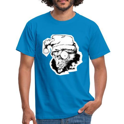Monkey Christmas - T-shirt Homme