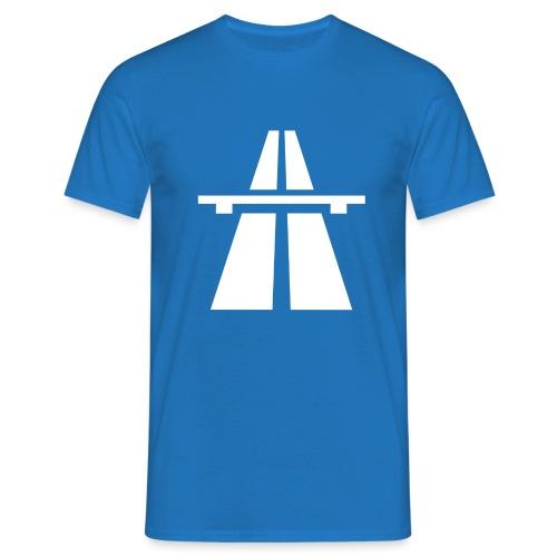 autobahn - T-shirt Homme
