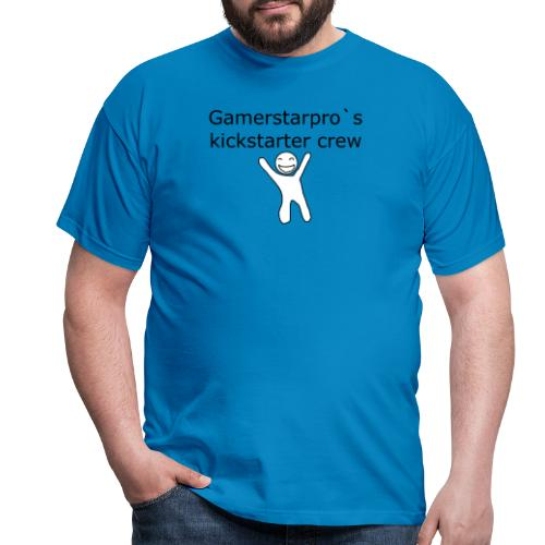 Kickstarter crew - Herre-T-shirt
