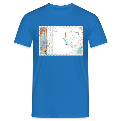 The Geometry Of The Shape - Men's T-Shirt