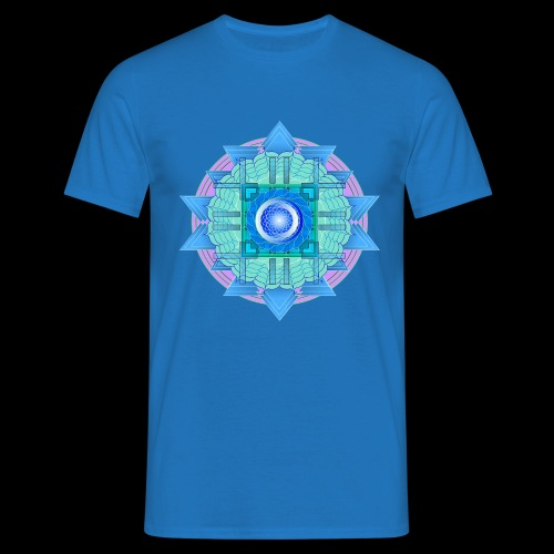 mandala 3 - Men's T-Shirt