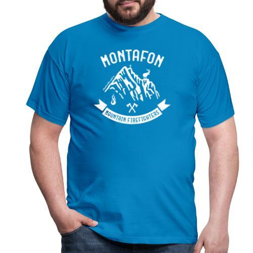 Montafon Edition in Weiß - Männer T-Shirt