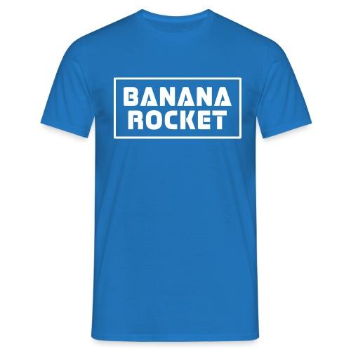 Banana Rocket Classic Woman - Maglietta da uomo
