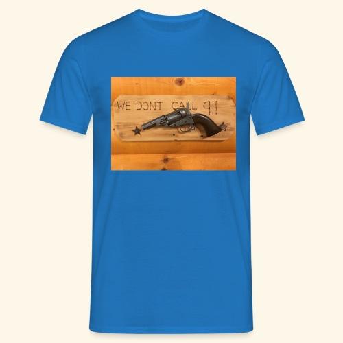 Clint Eastwood - Männer T-Shirt