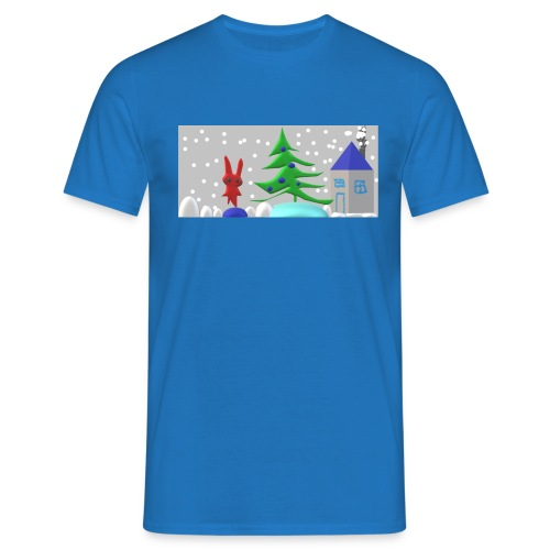 christmas - Men's T-Shirt