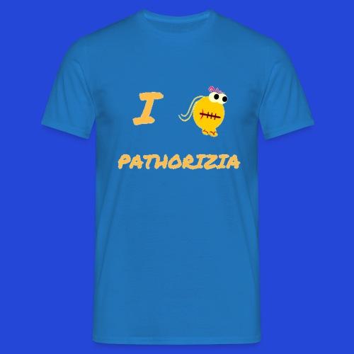 Love Pathorizia - Maglietta da uomo
