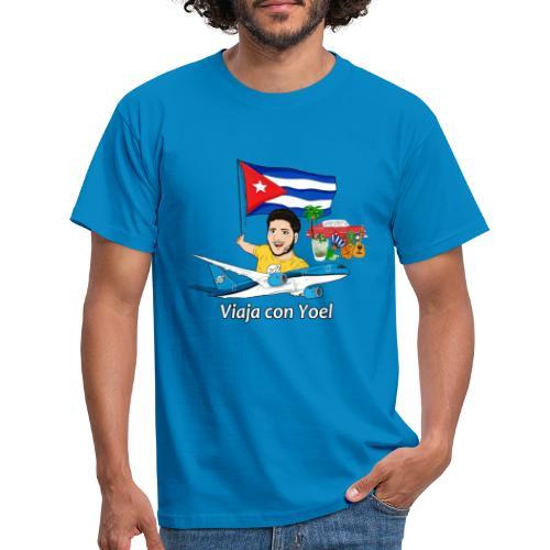 Cuba - Viaja con Yoel - Camiseta hombre