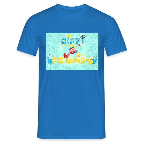 Tazza Cippi & Friends - Maglietta da uomo